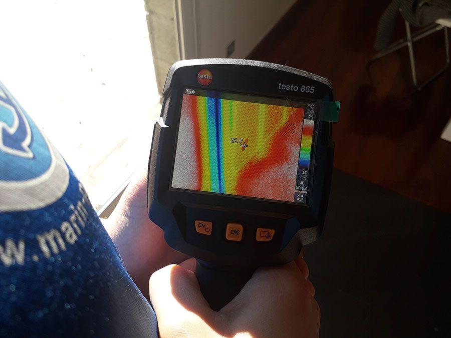 Quels sont les avantages de l'imagerie thermique dans le bâtiment ?